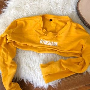 GYMSHARK SUPERCROPPED TOP